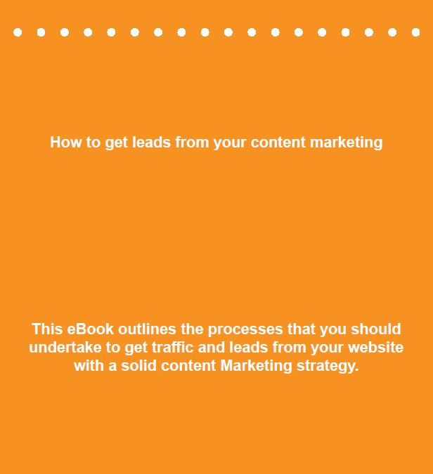 How to get leads from your content marketing